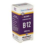Superior Source B-12 1000 mcg Instant Dissolve MicroLingual Tablets