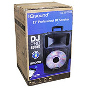 SuperSonic Professional Bluetooth Speaker