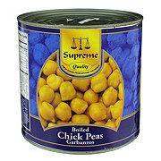 Supreme Boiled Chick Peas