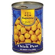Supreme Boiled Chick Peas Garbanzos