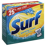 Surf Sparkling Ocean Powder Detergent, 120 Loads