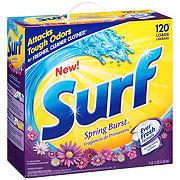 Surf Spring Burst Powder Laundry Detergent, 120 Loads
