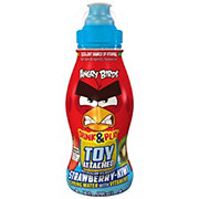 Surprise Drinks Drink & Play Angry Birds Strawberry-Kiwi Spring Water, Design Assortment Varies