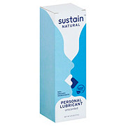 Sustain Personal Lubricant Unscented