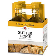 Sutter Home Family Vineyards Chardonnay 187 mL Bottles