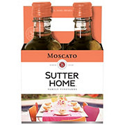 Sutter Home Family Vineyards Moscato 4 PK