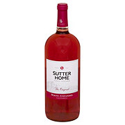 Sutter Home Family Vineyards White Zinfandel