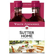 Sutter Home Family Vineyards White Zinfandel 187 mL