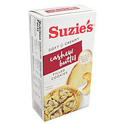 Suzie's Cashew Butter Filled Cookie