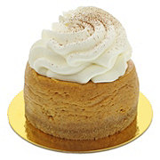 Suzy's Pumpkin Cheesecake
