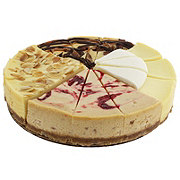 Suzys Assorted Cheesecake