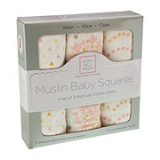 Swaddle Designs Muslin Baby Squares- Floral