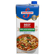 Swanson 100% Natural Beef Broth