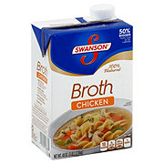 Swanson 100% Natural Chicken Broth