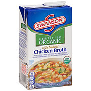 Swanson Certified Organic Chicken Broth