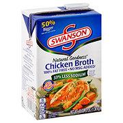 Swanson Natural Goodness Chicken Broth