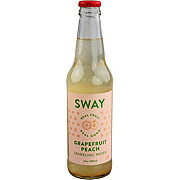 Sway Sparkling Water Grapefruit Peach