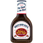 Sweet Baby Ray's Hickory and Brown Sugar Barbecue Sauce