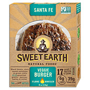 Sweet Earth Santa Fe Veggie Burger