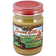 Sweet Ella 100% Organic Smooth Peanut Butter