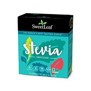 Sweet Leaf 100% Natural Stevia Sweetener Packets
