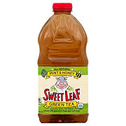 Sweet Leaf Mint & Honey Green Tea