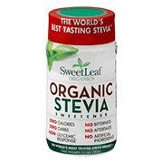 Sweet Leaf Organic Stevia Powder