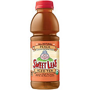 Sweet Leaf Peach Iced Tea