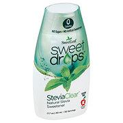 Sweet Leaf Stevia Clear Sweet Drops