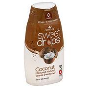 Sweet Leaf Sweet Drops Coconut Stevia Sweetener