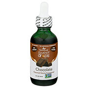 Sweet Leaf Sweet Drops Liquid Stevia Sweetener Chocolate