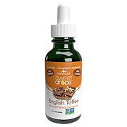 Sweet Leaf Sweet Drops Liquid Stevia Sweetener English Toffee