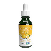Sweet Leaf Sweet Drops Liquid Stevia Sweetener Lemon Drop