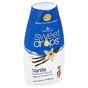 Sweet Leaf Sweet Drops Vanilla Stevia Sweetener