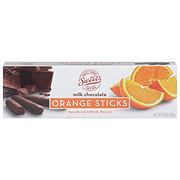 Sweet's Milk Chocolate Orange Sticks