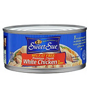 Sweet Sue 98% Fat Free Premium Chunk White Chicken