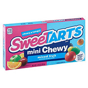 SweeTARTS Mini Chewy Candy Theater Box
