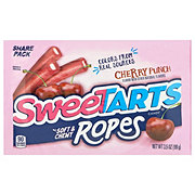 SweeTARTS Soft & Chewy Cherry Punch Ropes Share Pack