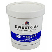 Sweetcup Dirty Coconut Sorbet