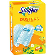 Swiffer Dusters Gain Original Fresh Scent Disposable Refills