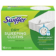 Swiffer Sweeper Dry Disposable Sweeping Cloth Refills