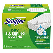 Swiffer Sweeper Dry Unscented Disposable Cloths
