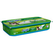 Swiffer Sweeper Lavender & Vanilla Comfort Wet Pet Mopping Pad Refills