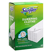 Swiffer Sweeper Unscented Dry Sweeping Pad Refills
