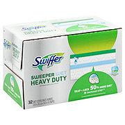 Swiffer Sweeper Wet Cloth Heavy Duty Open Window Fresh Cloth Refills