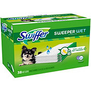 Swiffer Sweeper Wet Lavender & Vanilla Comfort Pet Multi-Surface Mopping Pad Refills