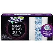 Swiffer WetJet Hardwood Floor Cleaner Heavy Duty Spray Mop Pad Refill