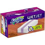 Swiffer WetJet Hardwood Floor Cleaner Spray Mop Wood Pad Refill