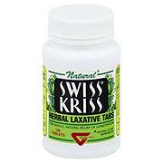 Swiss Kriss Herbal Laxative Tabs