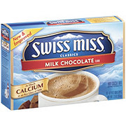 Swiss Miss Milk Chocolate Flavor Hot Cocoa Mix